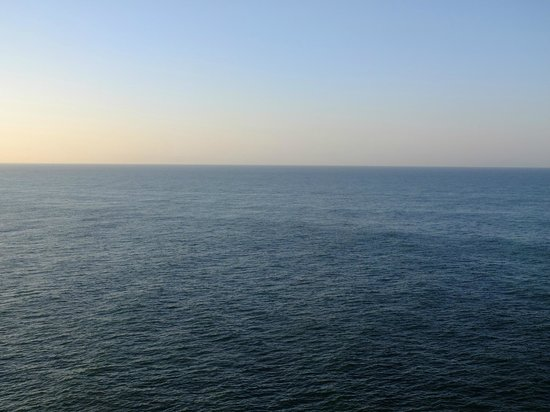 Sulmare: view from balcony