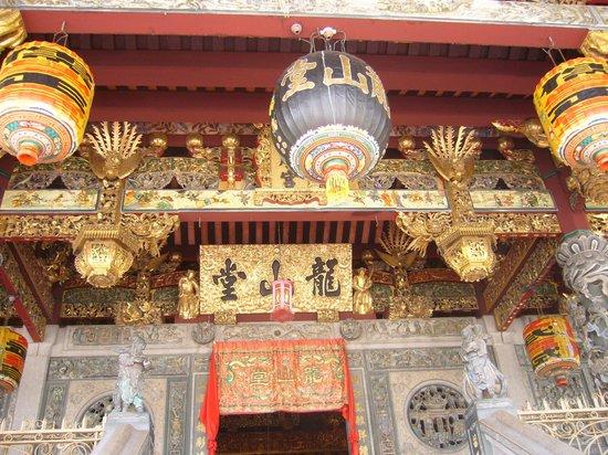 Khoo Kongsi: 龍山堂