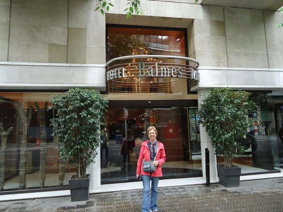 Hotel Balmes 사진