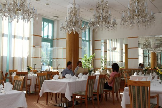 Hotel Cristal Palace: Restaurant