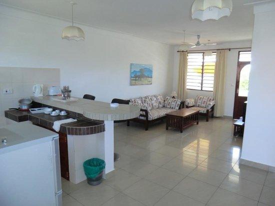 Morning Star Resort: Der Wohnbereich