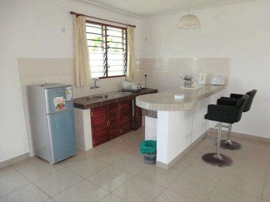 Morning Star Resort: Die Küche