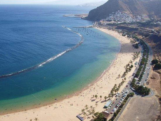 Santa Cruz de Tenerife, España: Scorcio panoramico