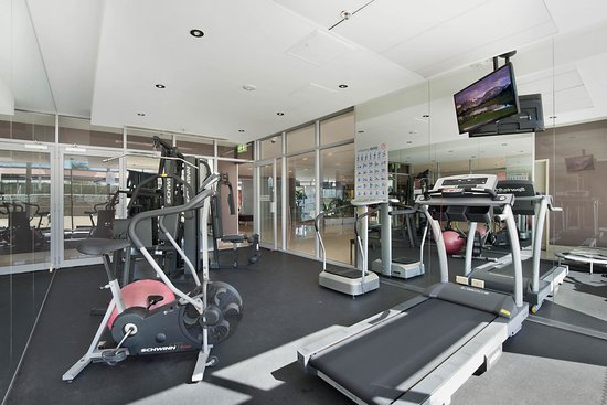 The Grand Apartments: Gym