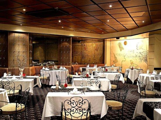 Corinthia Palace Hotel & Spa : Rickshaw Far Eastern Restaurant