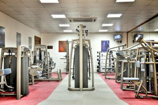Corinthia Palace Hotel & Spa : Gym