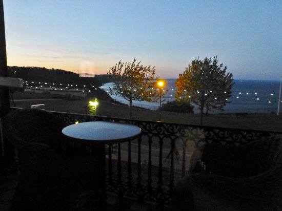 The Downs, Babbacombe: Lovely view from rooms over looking babbacombe bay