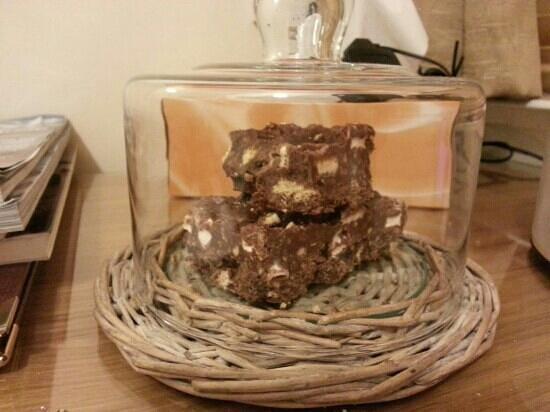 The Twenty One -: tasty treats!!