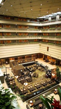 Kyoto Brighton Hotel: Lobby
