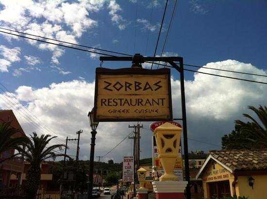 Zorbas: Every night Greek dancing Mama's homemade cuisine