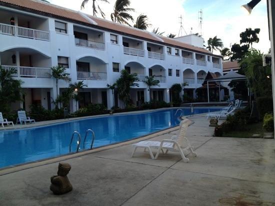 Samui Palm Beach Resort & Hotel : pool