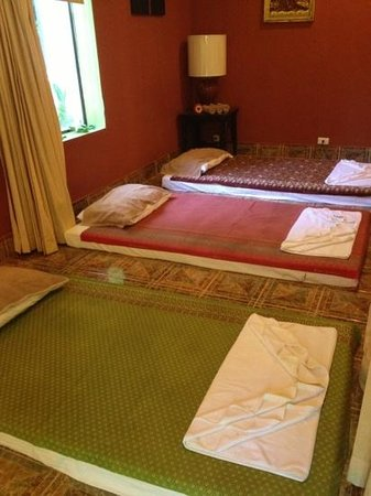 Samui Palm Beach Resort & Hotel : spa