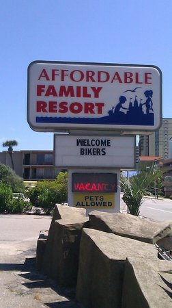 Affordable Family Resort Myrtle Beach South Carolina Reviews