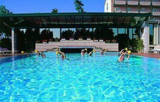 Montegrotto Terme, Italia: La piscina