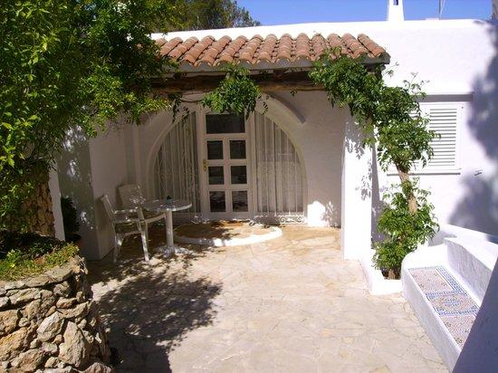 Hacienda Encanto Del Rio: Terasse suite