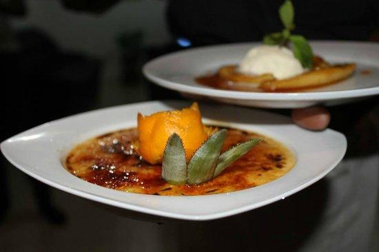 Ippocampo : Dessert