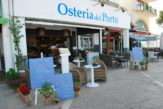 Osteria Del Porto: Osteria