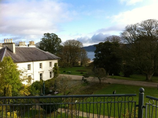 Rathmullan House: From room