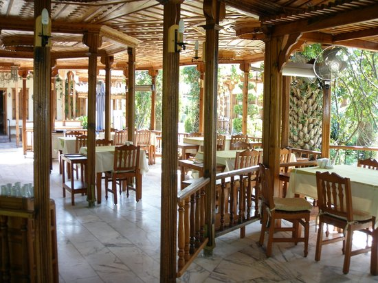 Hotel Asur /Assyrian Hotel: Dining area