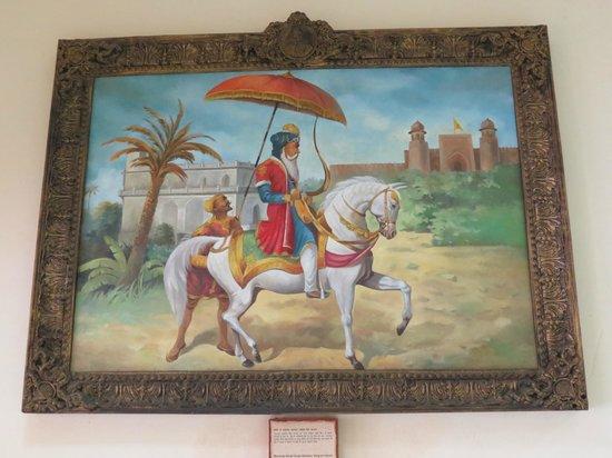 Maharajah Ranjit Singh Panorama : paintings