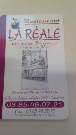 Restaurant Gastronomique Chalon Sur Saone Tripadvisor