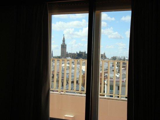 Hotel America  - Seville : la cattedrale