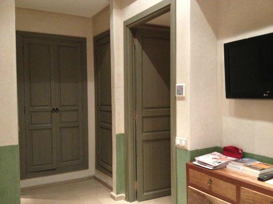 Tigmiza - Suites & Pavillons : Notre dressing