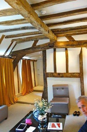 Lavenham Great House Hotel & Restaurant: Room 3