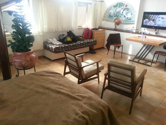 Dekel Guesthouse - Ramat Gan: The room