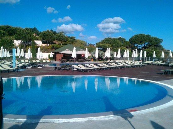 Grande Real Santa Eulália Resort & Hotel Spa : main pools