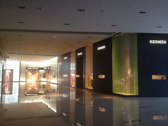 Grand Hyatt Shenzhen: Lobby