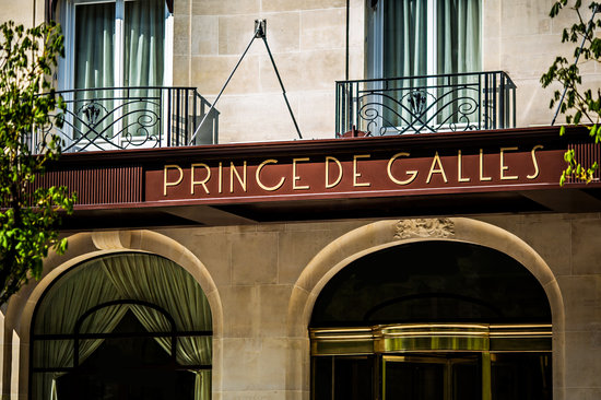 Photo of Prince de Galles Hotel Paris