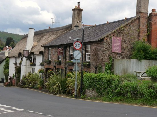 The Ship Inn: Ship Inn Porlock