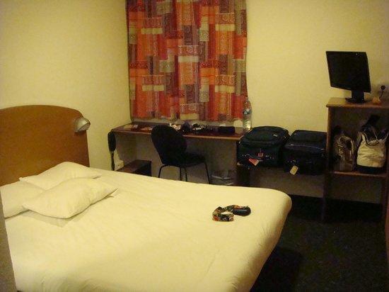Hotel Quick Palace : le cote lit. matelas comfortable!