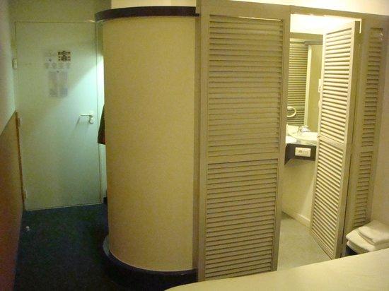 Hotel Quick Palace : la salle de bain