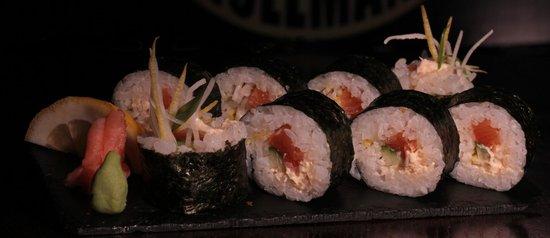 Rollman Sushi: Planet