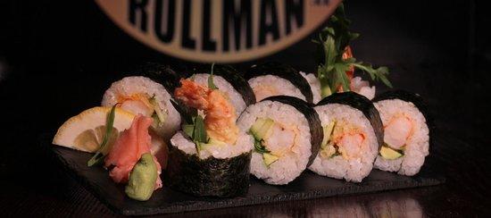 Rollman Sushi: Sensei