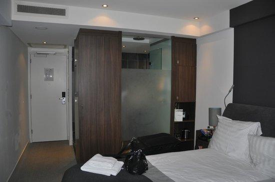 Rembrandt Square Hotel Amsterdam: La habitación