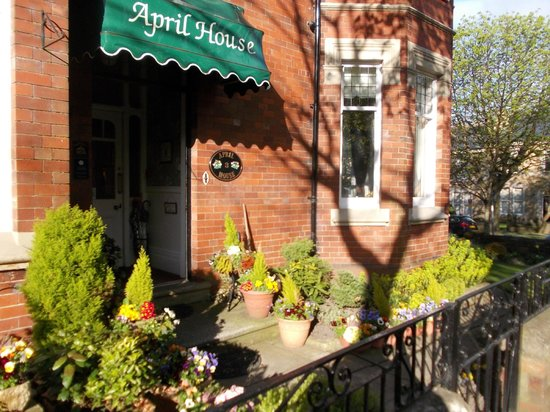 April House: Entrance