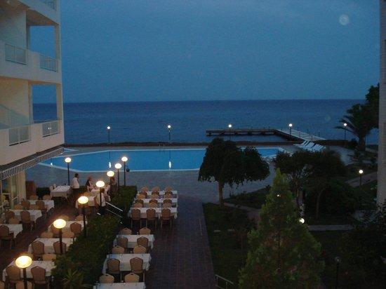 Hotel Rena: La vista dalla camera