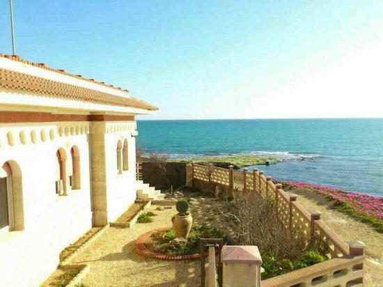 B&B Villa Gio: Villa Giò SUL mare