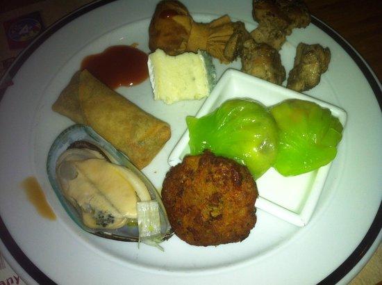 Spice Island: Seafood