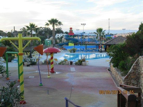 Alfagar Alto da Colina: fun pool