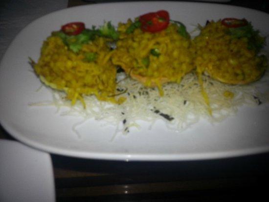 Yullis: Krathong Thong - crispy wontons
