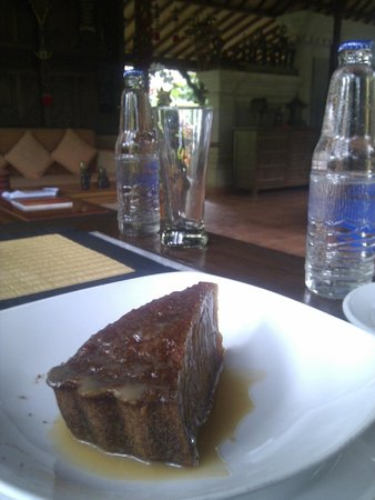 Tamarind Spa at Murni's Houses: Tastes like pudding