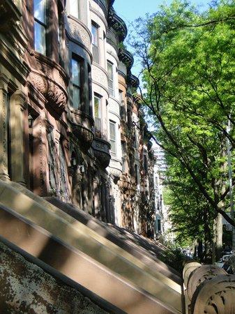 Easyliving-harlem : Facade de L'immeuble
