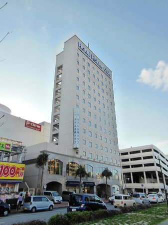 Hotel Hokke Club Naha Shintoshin: 2min walk to omoromachi station