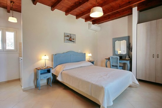 Amorgion Hotel: Deluxe room