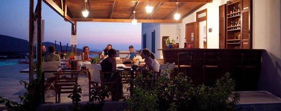 Amorgion Hotel: Bar