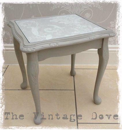 Furniture painted by The Vintage Dove